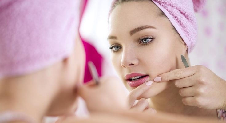 как ухаживать за проблемной кожей