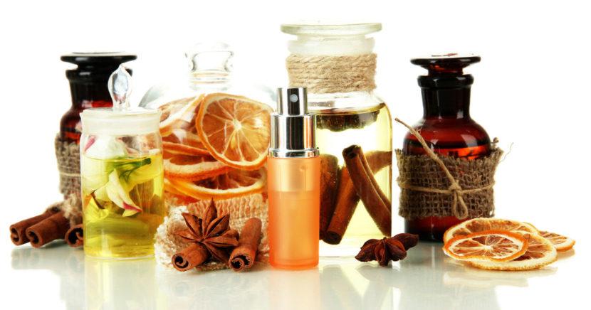 Афродизиаки в эфирных маслах