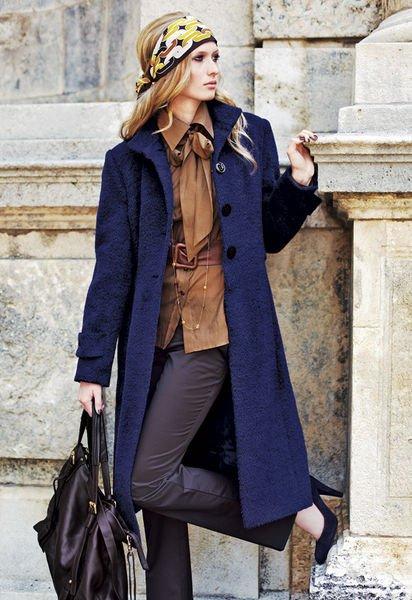 французская весна пальто