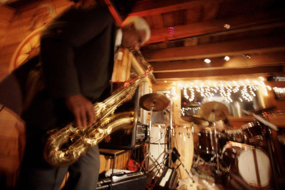идея для свидания джазовый клуб