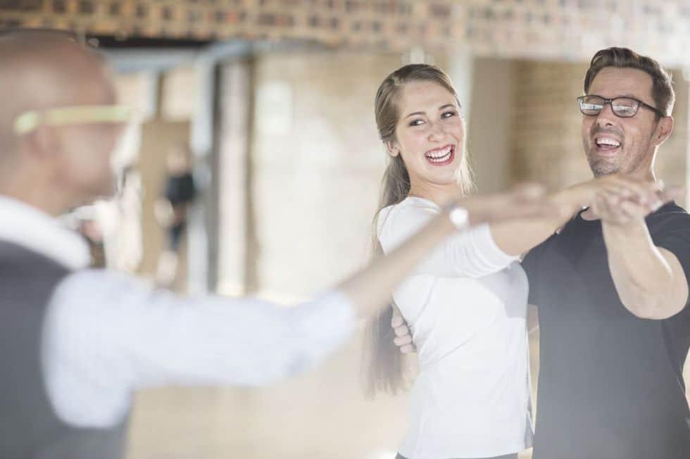 идея для свидания урок танцев