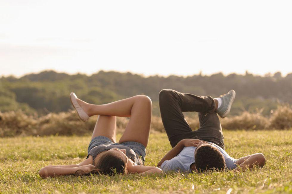 идея для свидания отдых на природе