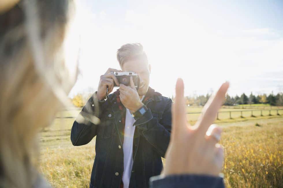 идея для свидания фотограф на один день