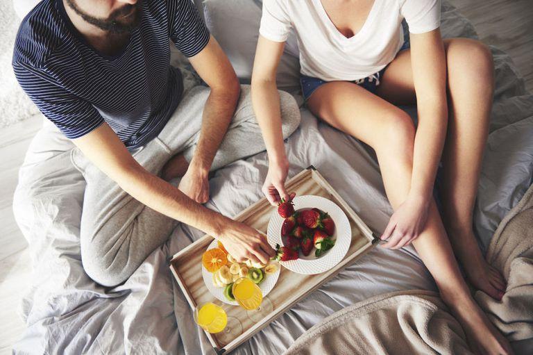 идея для свидания завтрак на ужин