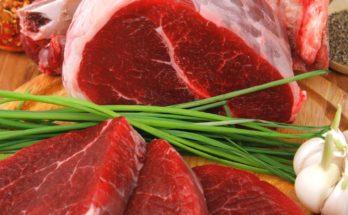 Калорийность говядины