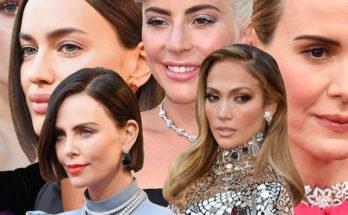 Оскар-2019: макияж и прически звезд