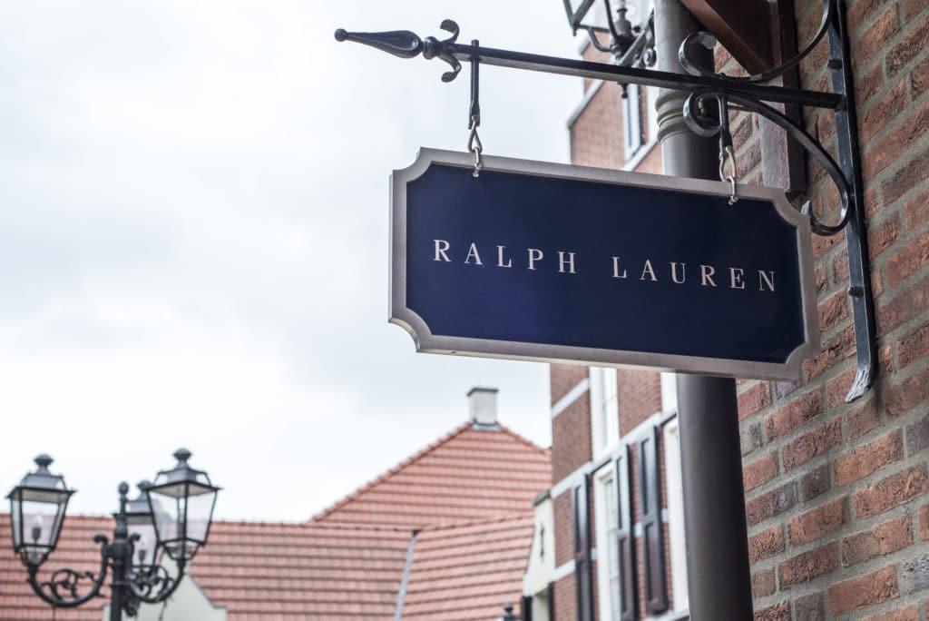 Ralph Lauren эко-мех
