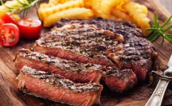 Калорийность стейка