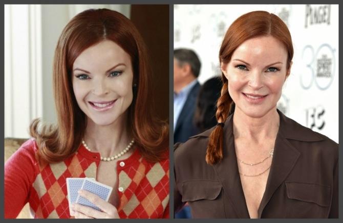 Марсия Кросс фото до и после
