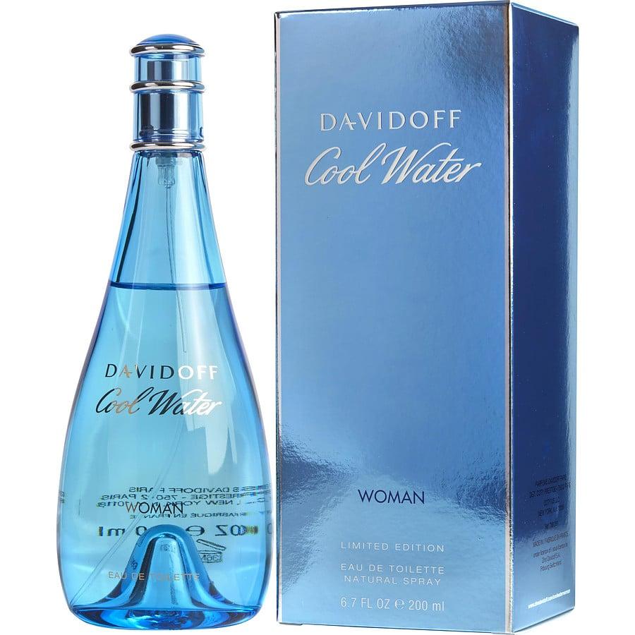 духи Zino Davidoff Cool Water
