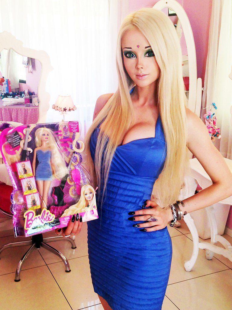Валерия Лукьянова Барби фото
