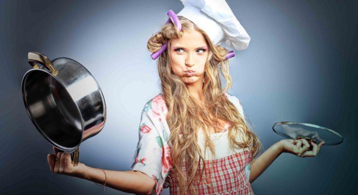 Что делать, если жена не умеет готовить