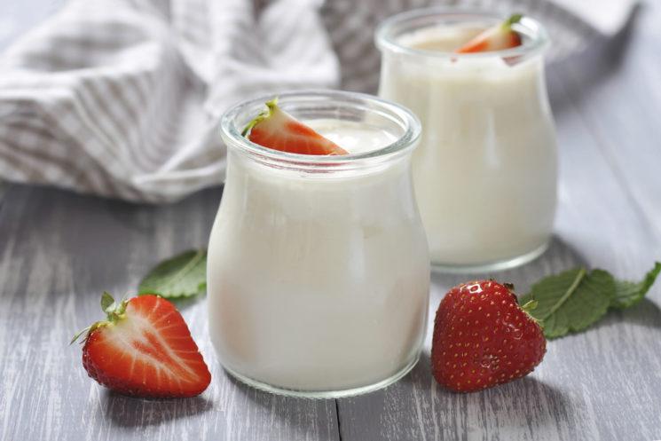 Калорийность йогурта