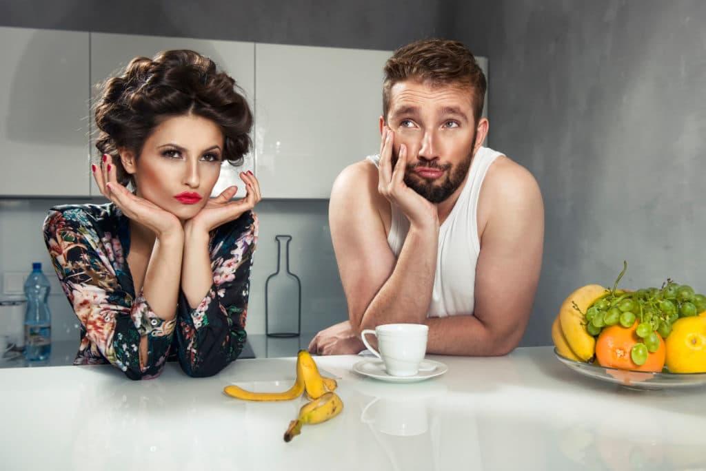 Почему жена не хочет готовить?