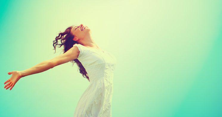 Как быть счастливой