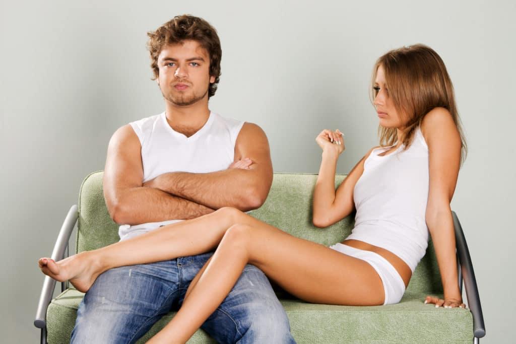 муж не хочет секса что делать