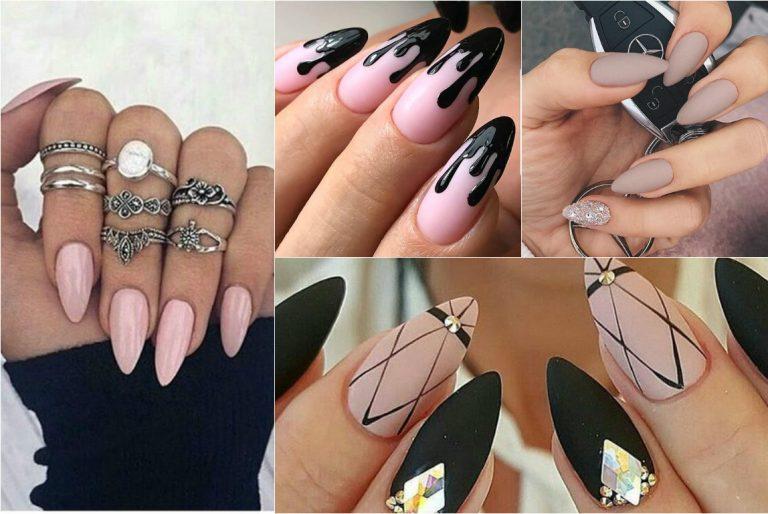 Бордовые Ногти Дизайн