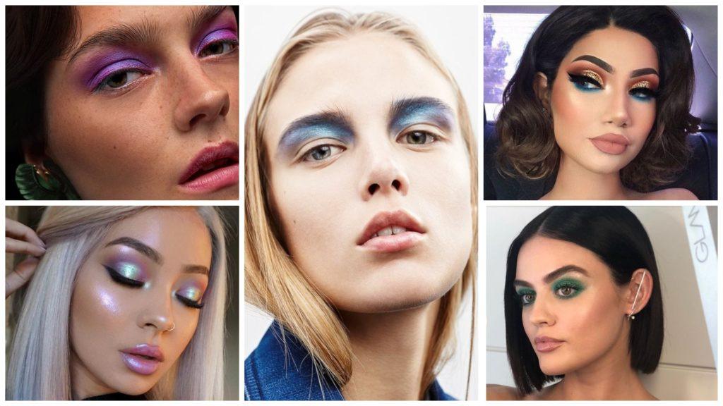 Модные тенденции в макияже
