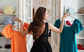 как правильно стирать платья