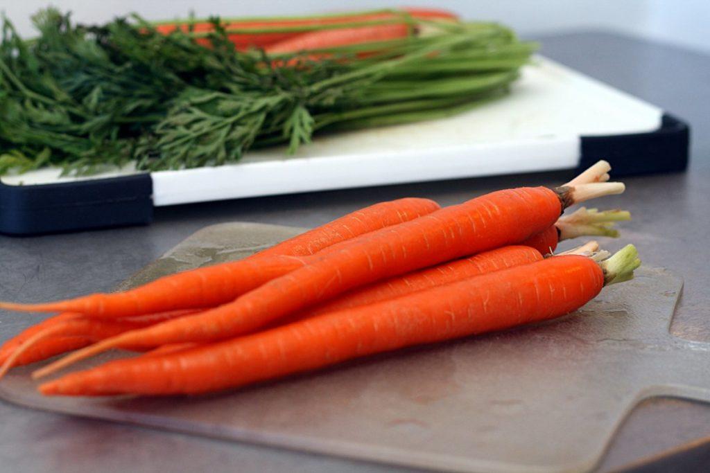 Морковь калорийность