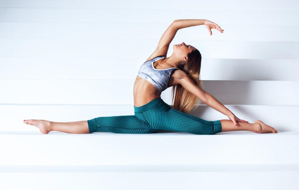 фитнес тренировки для женщин