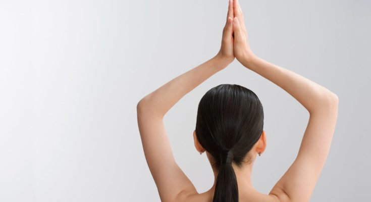 Йога для суставов
