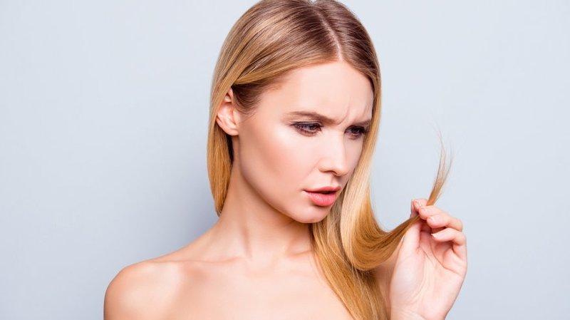 причины появления тонких волос