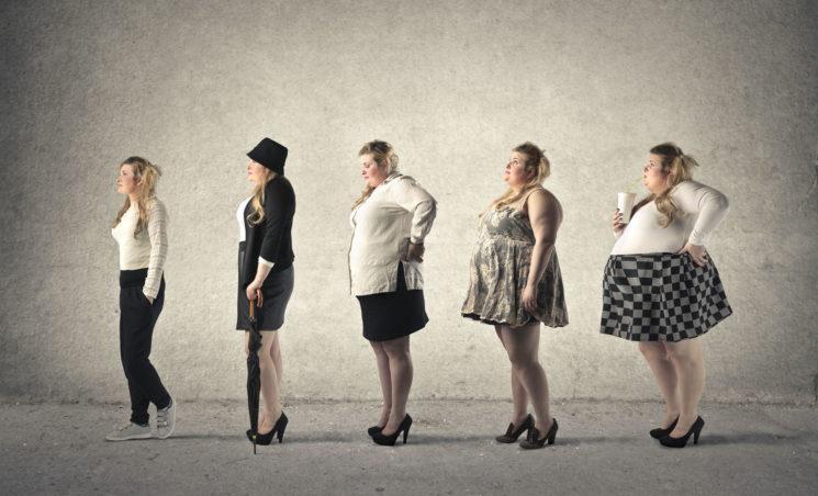 Ожирение — то что нужно знать каждой худеющей девушке