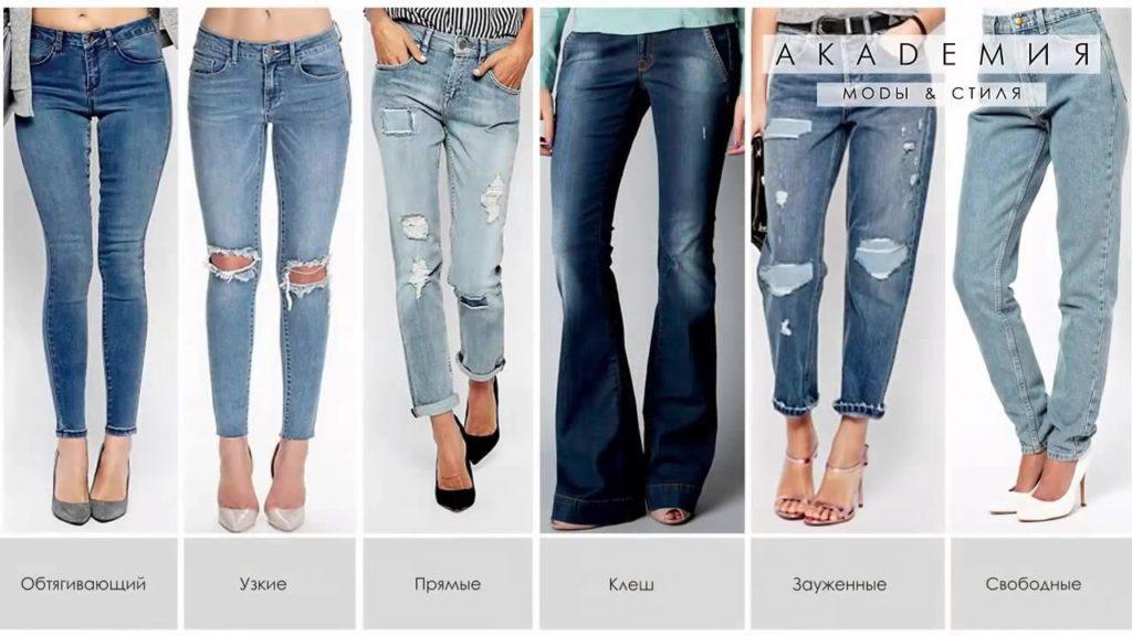 Как подобрать джинсы по размеру