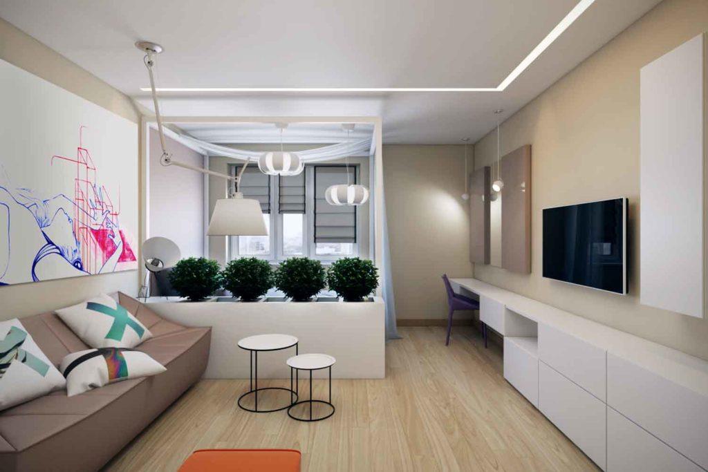 как оформить однокомнатную квартиру фото