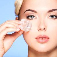 Как быстро избавится от мешков и синяков на лице?
