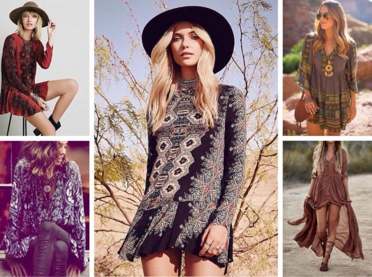 Экологический стиль одежды