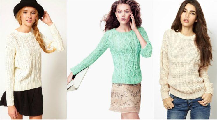 Модные женские кофты