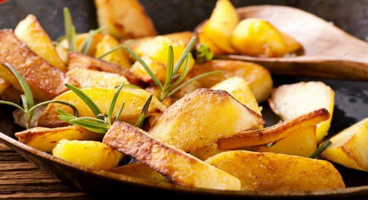 Картошка калорийность