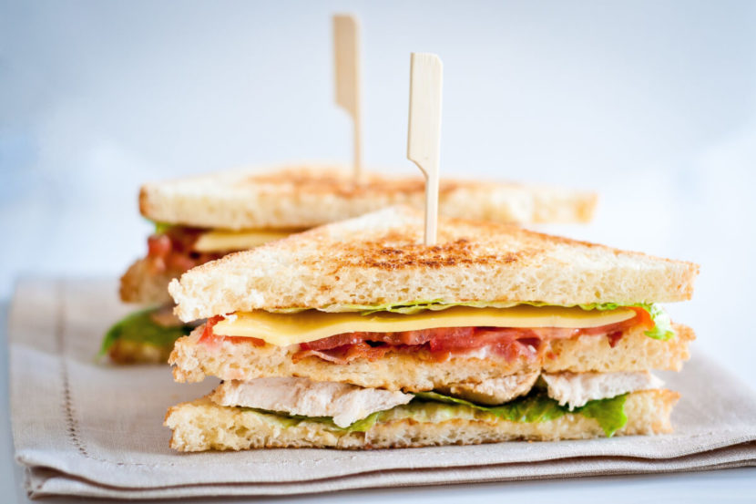 Рецепт начинки для сэндвичей