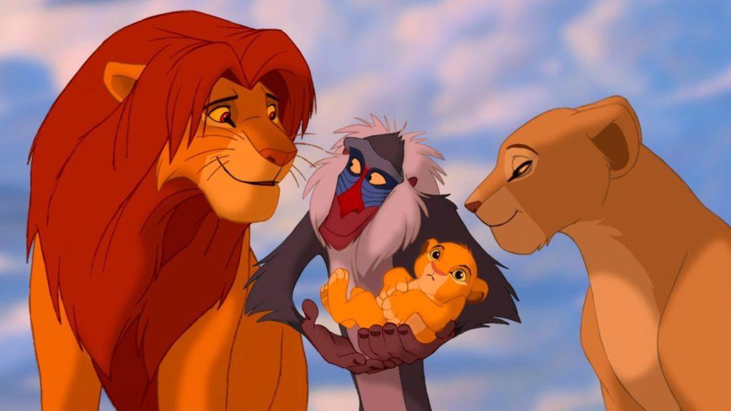 Король Лев дисней
