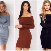 Модные женские платья наступающего сезона