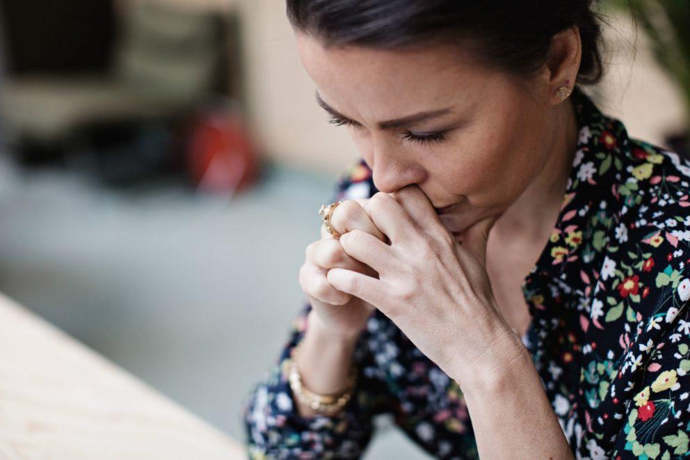 симптомы стресса тошнота