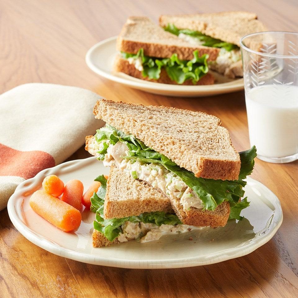 как сделать бутерброд