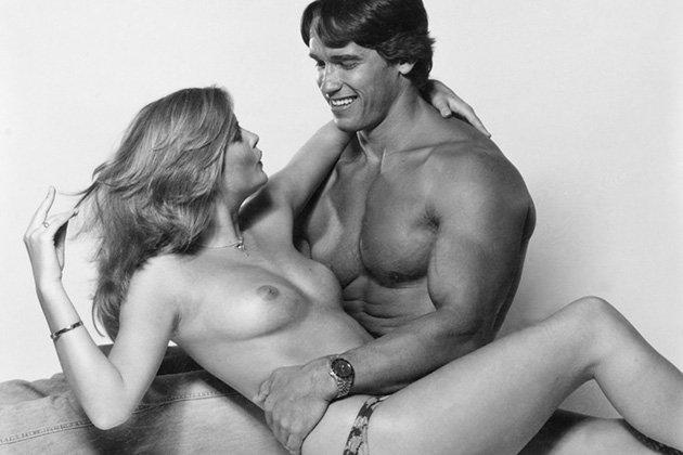 Арнольд Шварценеггер порно фото