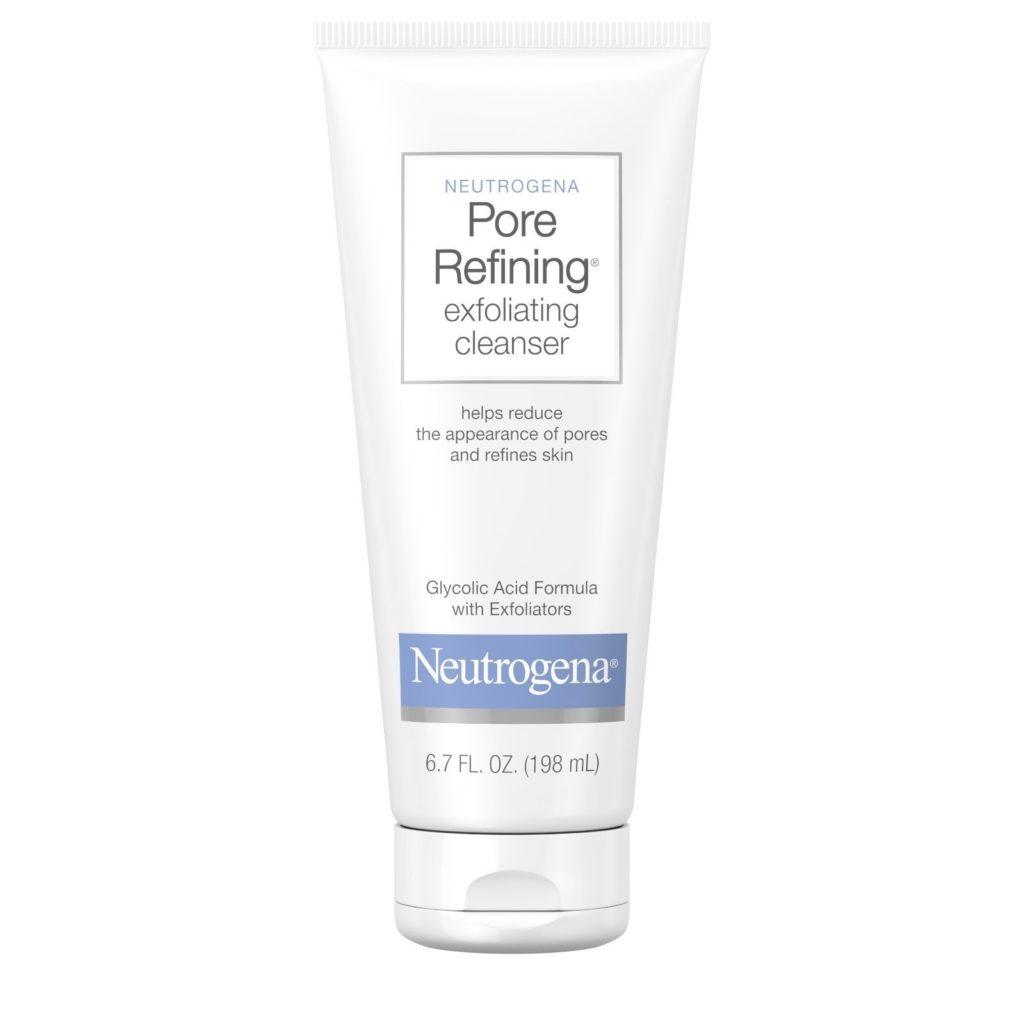 Очищающее средство Pore Refining Exfoliating Cleanser