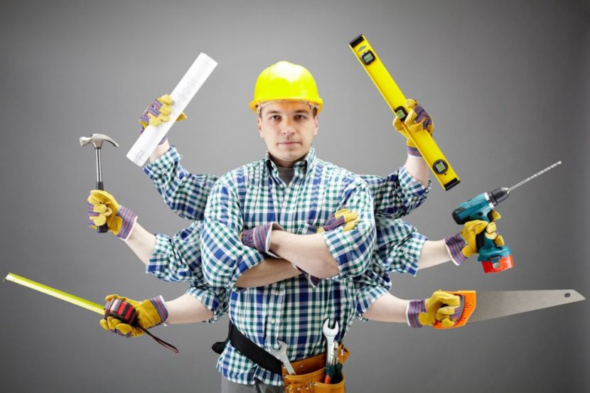 Муж на час – скорая ремонтная помощь