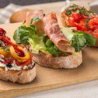 Бутерброды как один из видов завтрака