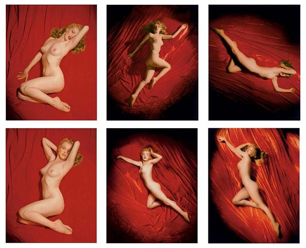 Мэрилин Монро порно фото