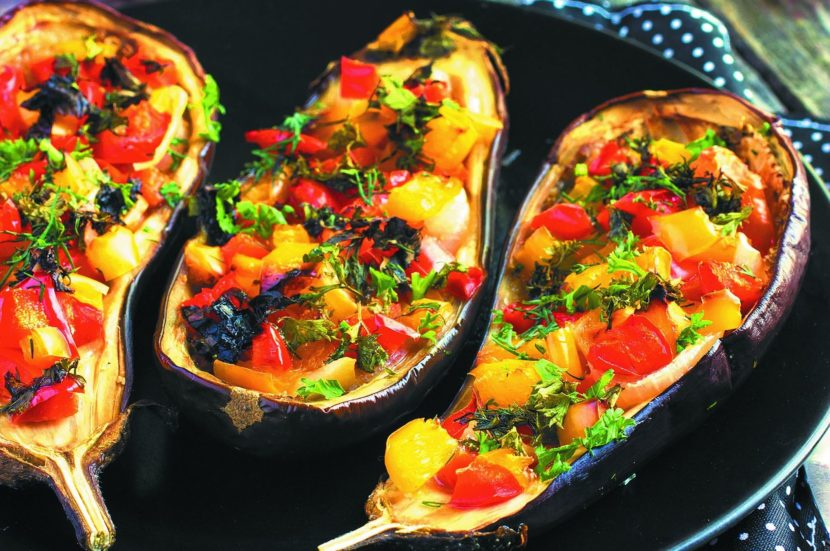 Карныярык — блюдо турецкой кухни!