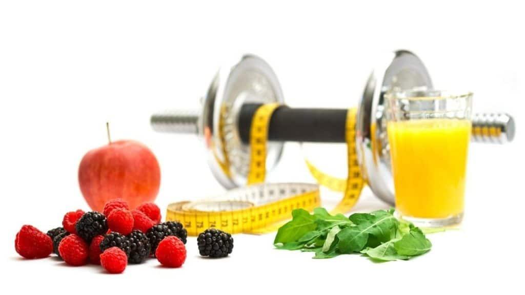 Основы правильного питания при занятиях спортом