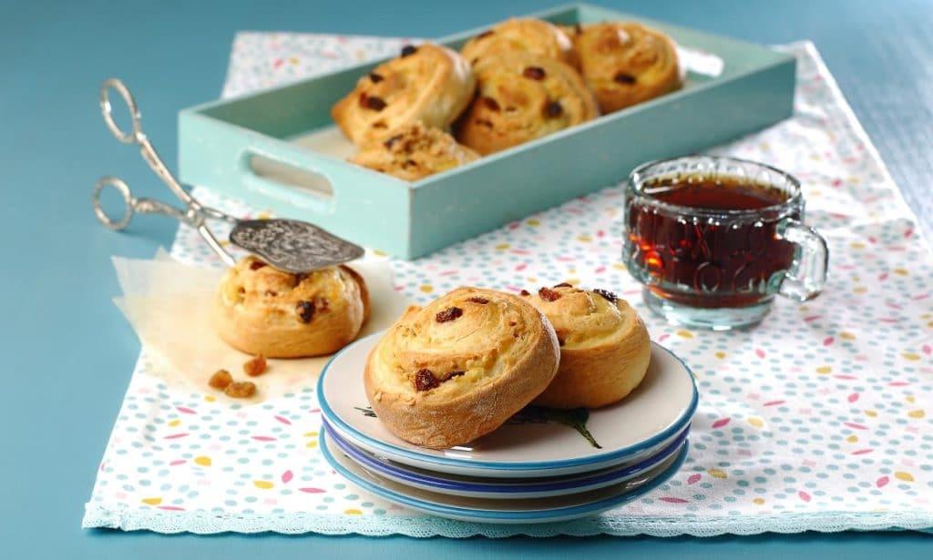 Рецепт приготовления французских булочек