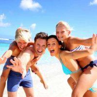 Как правильно организовать семейный отпуск?