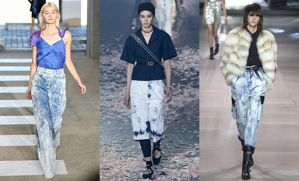 Aalto, Christian Dior, Celine весна-лето 2019