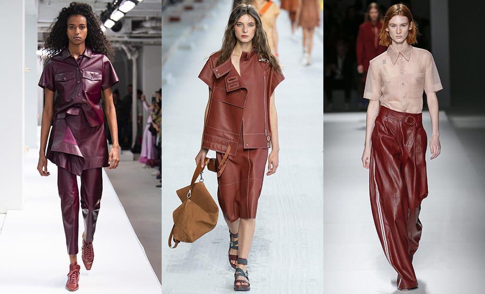 Sies Marjan, Hermès, Boss весна-лето 2019